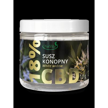 Susz Konpony CBD White Widow 18%