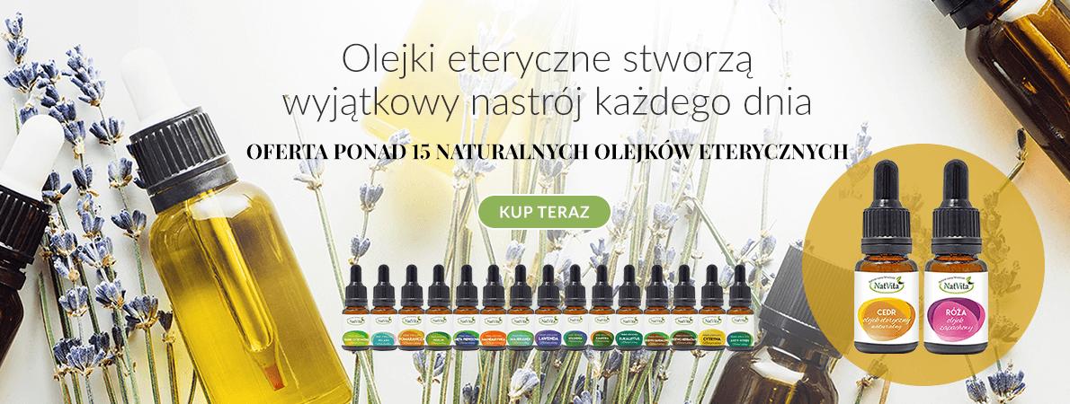 Ponad 15 olejków do domowej aromaterapii